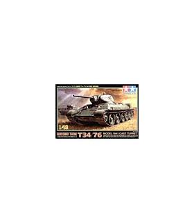 1:48 Tamiya Russian Tank T34/76 1941 Model 1941 32515
