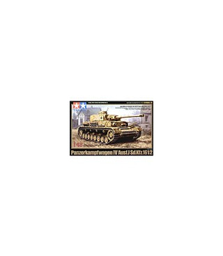 1:48 Tamiya Panzerkampfwagen IV Ausf. J Sd.Kfz.161/2 32518