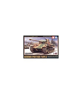 1:48 Tamiya Model Kit German Panther Type G 32520 [SOLD OUT]