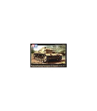 1:48 Tamiya Panzerkampfwagen III Ausf.l SD.Kfz.1411 32524