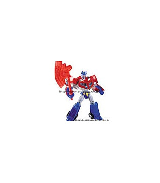 Transformers 2010 Animated Sons of Cybertron Optimus Prime Loose