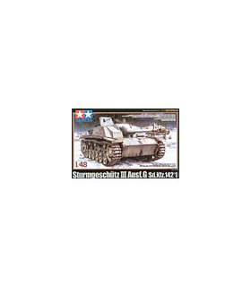 1:48 Tamiya Sturmgeschutz III Ausf.G Sd.Kfz.142/1 32525