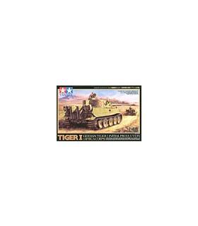 1:48 Tamiya Model Kit German Tiger 1 Int Prod 32529
