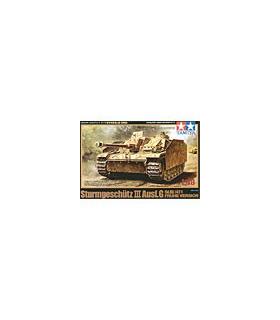 1:48 Tamiya Model Kit Sturmgeschutz III Ausf.G Early 32540