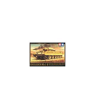 1:48 Tamiya Crusader Mk.I/II British Cruiser Tank MK.VI 32541