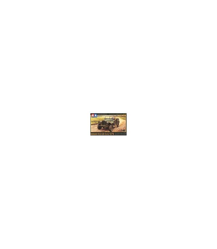 1:48 Tamiya Model Kit Russian Field Car GAZ-67B 32542