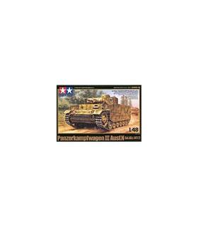 1:48 Tamiya Model Kit Panzerkampfwagen III Ausf.N 32543