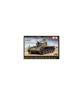 1:48 Tamiya British Crusader Mk.III Anti-Aircraft Tank 32546