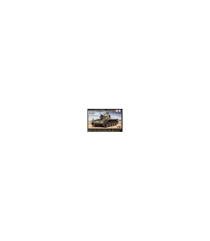 1:48 Tamiya British Crusader Mk.III Anti-Aircraft Tank 32546