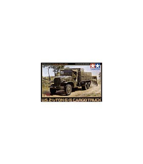 1:48 Tamiya Model Kit US 2.5 Ton 6X6 Cargo Truck M-35 32548