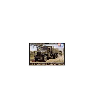 1:48 Tamiya Model Kit US 2.5 Ton 6X6 Cargo Truck M-35 32548