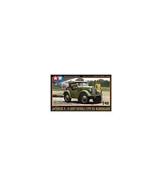 1:48 Tamiya Japanese 4x4 Type 95 Kurogane Light Vehicle 32558