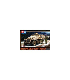 1:48 Tamiya Model Kit Mtl.SPW.Sd.kfz 251/1 Ausf.D 32564