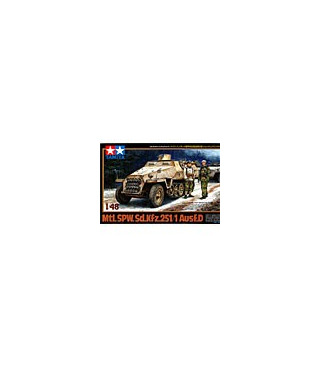 1:48 Tamiya Model Kit Mtl.SPW.Sd.kfz 251/1 Ausf.D 32564