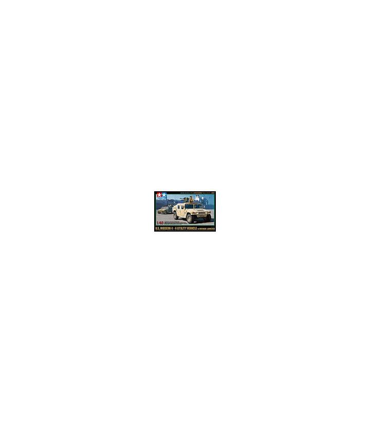 1:48 Tamiya US 4x4 Utility Vehicle w/ Grenade Launcher 32567