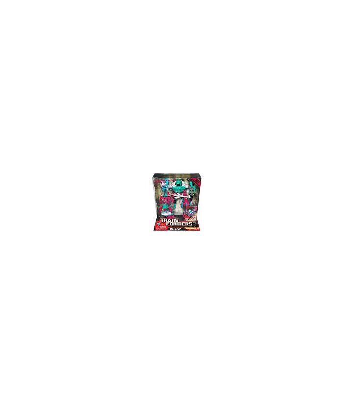 Transformers G1 Commemorative Seacons Decepticon Piranacon