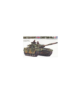 1:35 Tamiya Model Kit British Army Chieftain Mk5 Tank 35068