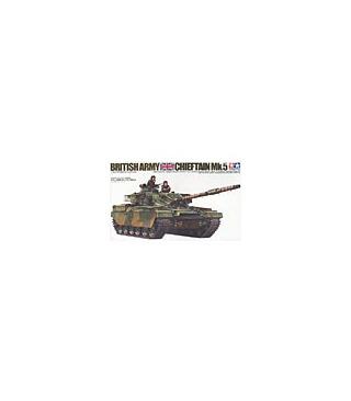 1:35 Tamiya Model Kit British Army Chieftain Mk5 Tank 35068
