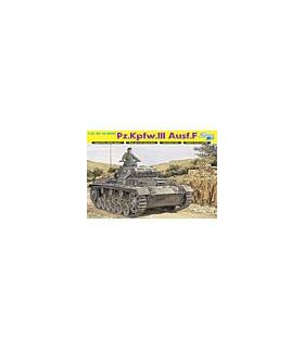1:35 Dragon Panzer PzKpfw III Ausf F ~ Smart Kit 6632