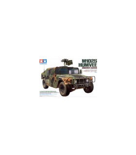 1:35 Tamiya Model Kit Humvee M1025 Armament Carrier 35263