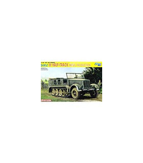 1:35 Dragon SdKfz 7 8t Half Track ~ Smart Kit 6466