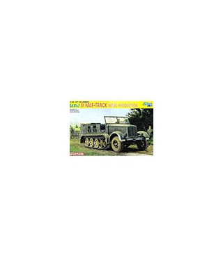 1:35 Dragon SdKfz 7 8t Half Track ~ Smart Kit 6466