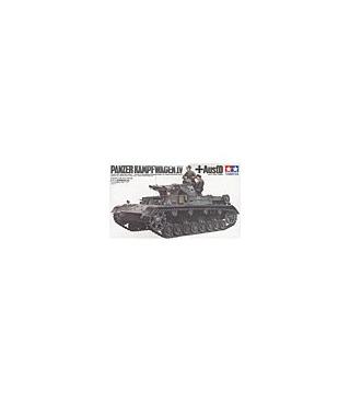 1:35 Tamiya Model Kit Panzer Kampfwagen IV Ausf.D 35096