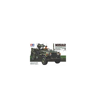 1:35 Tamiya Model Kit M151A2 W/Tow Launcher 35125