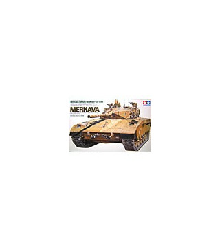 1:35 Tamiya Model Kit Israeli Merkava MBT 35127