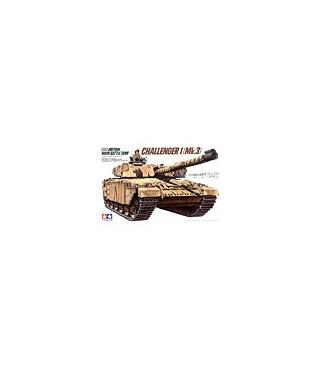 1:35 Tamiya Challenger 1 MK.3 Main Battle Tank 35154