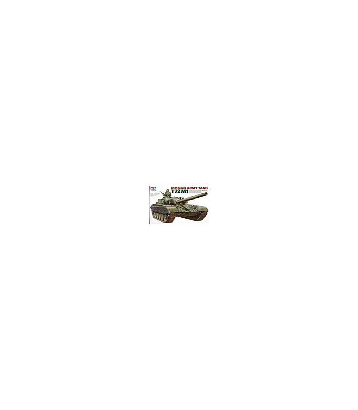 1:35 Tamiya Model Kit Russian Army Tank T72M1 35160