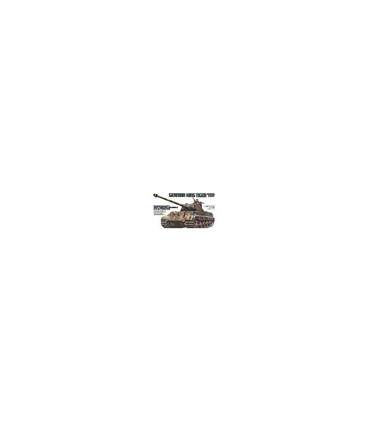 1:35 Tamiya Model Kit German King Tiger Porsche Turret 35169