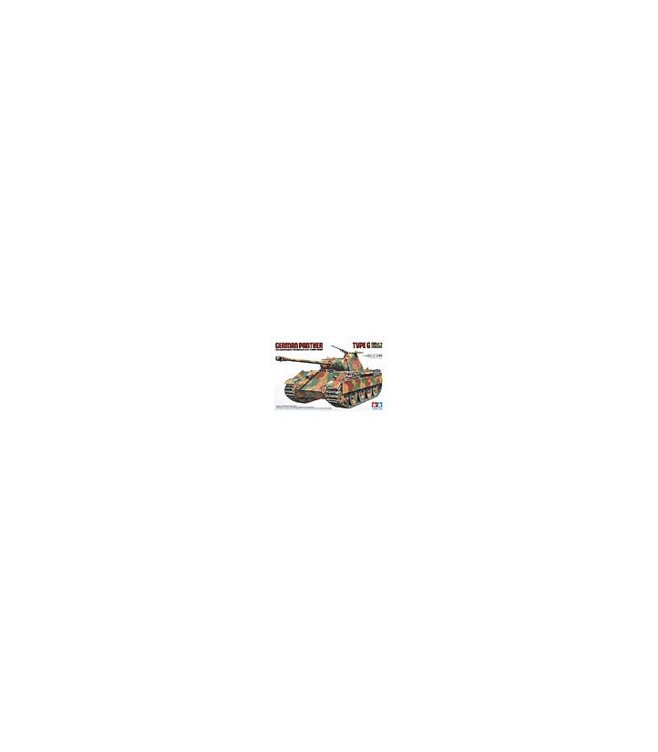 1:35 Tamiya Model Kit Panther Type G Early Version 35170