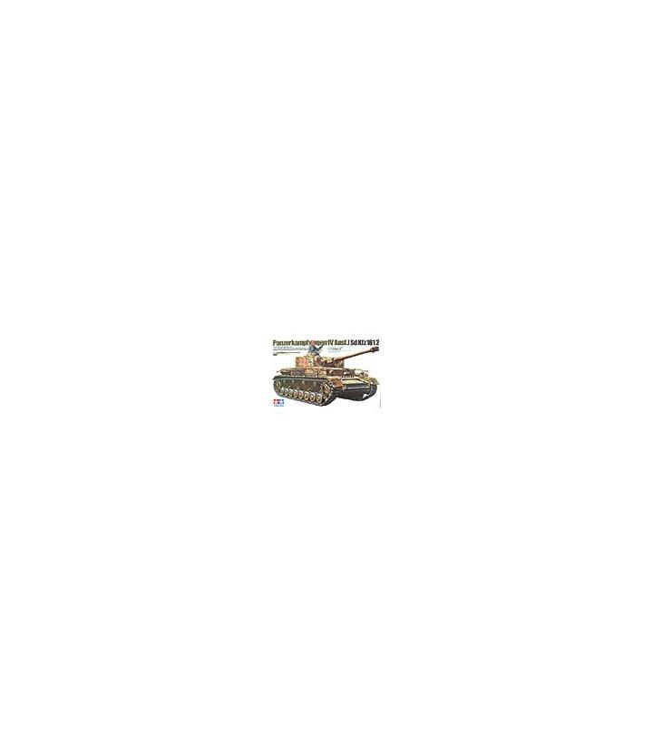 1:35 Tamiya Model Kit Panzer IV Ausf.J Sd.Kfz.161/2 35181