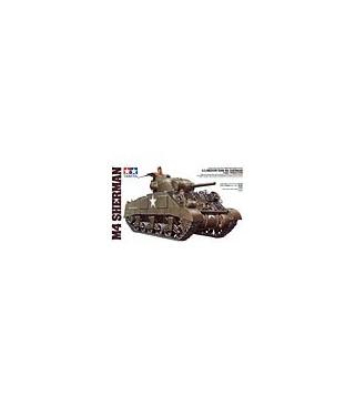 1:35 Tamiya Model Kit M4 Sherman Early Version 35190