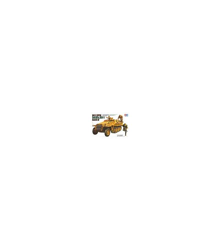 1:35 Tamiya Model Kit Mtl. SPW Sd.Kfz251/1 Ausf.D 35195