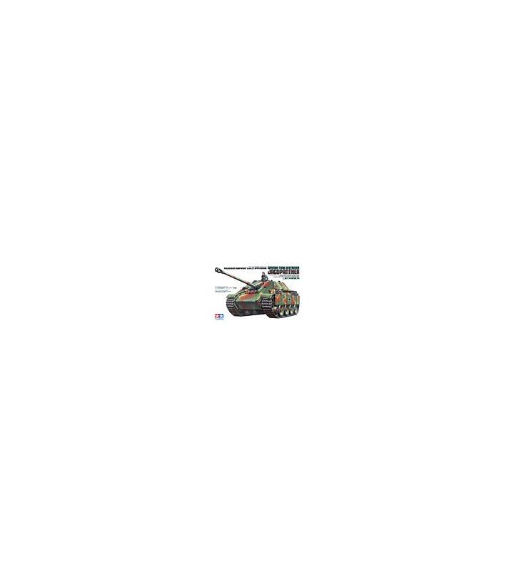 1:35 Tamiya Model Kit German Jagdpanther Late 35203