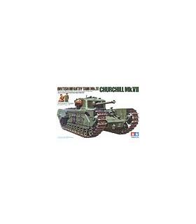 1:35 Tamiya Model Kit Churchill Infantry Tank Mk VII 35210