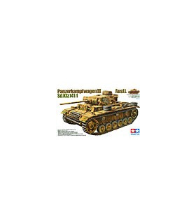 1:35 Tamiya Model Kit German Panzerkampfwagen III Ausf.L 35215
