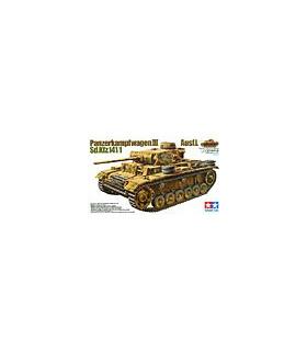 1:35 Tamiya Model Kit German Panzerkampfwagen III Ausf.L 35215