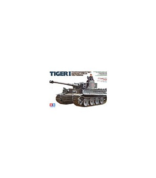 1:35 Tamiya Model Kit German Tiger I Early 35216