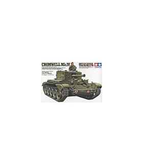 1:35 Tamiya Model Kit Cromwell Mk IV Cruiser Tank 35221