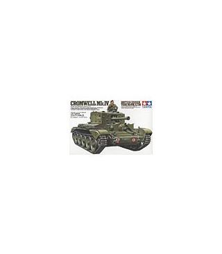 1:35 Tamiya Model Kit Cromwell Mk IV Cruiser Tank 35221