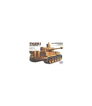 1:35 Tamiya Model Kit German Tiger 1 Initial Production 35227