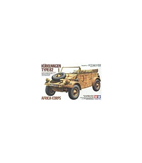 1:35 Tamiya Model Kit German Kubelwagen Type 82 35238