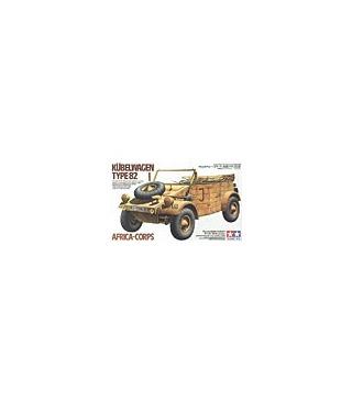 1:35 Tamiya Model Kit German Kubelwagen Type 82 35238