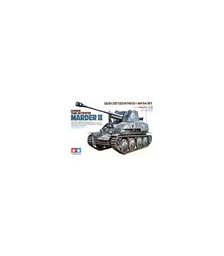 1:35 Tamiya Model Kit German Tank Destroyer Marder 3 35248