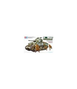 1:35 Tamiya Model Kit M4A3 Sherman 105mm Howtzer 35251