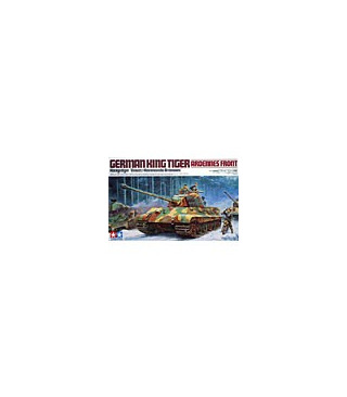 1:35 Tamiya Model Kit German King Tiger Ardennes Front 35252