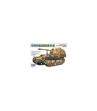 1:35 Tamiya Model Kit German Tank Destroyer Marder III M 35255